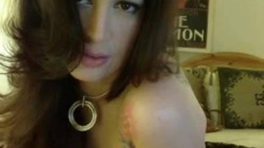 Dirty Talking Milf with Big Tits on Webcam