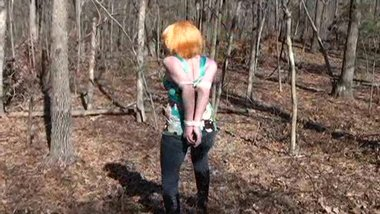 Failed escape attempt in the woods