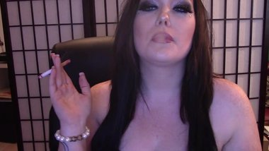 Smoking Fetish Princess Doll Findom