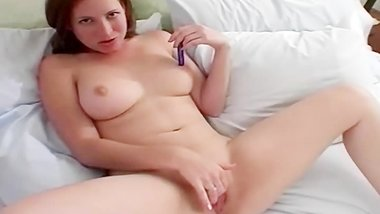 Perfect Redhead Natural Boobs MILF