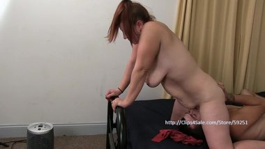 Milf Rides Face and Fucks Doggie Style