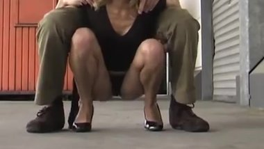 Beautiful and sexy legs lift and carry