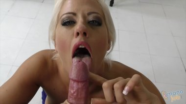 I love that fucking pre cum! - Holly Heart