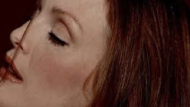Julianne Moore jerk off chalenge by mimozalov