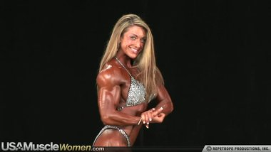Amber DeFrancesco what a totally horny Muscle slut
