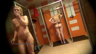 Shower Spy Camera 0405