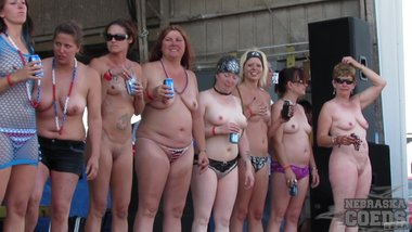 Hot Body Biker Rally Contest Abate of Iowa 2013