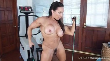 Denise Masino Naked Pull Oct, 2011