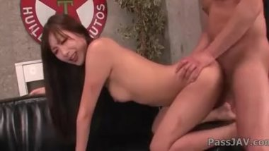 Steamy self pussy toying action by Satsuki Aoyama