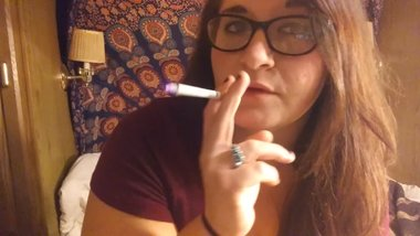 Beautiful BBW Smokes and Talks. Cute Southern accent. Down to Earth