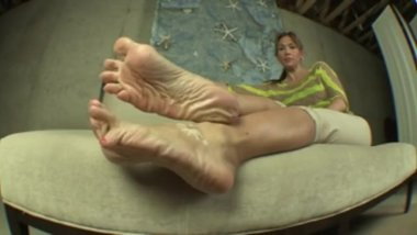 Creme With a Few Attractive Soles